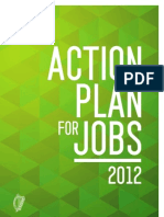 Government Action Plan on Jobs 2012