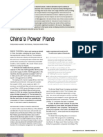 Chinaa Power Plans