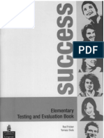 Success Intermediate Book