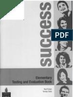 Success Intermediate Book