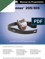 Forerunner 205 305 PT