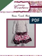Basic Twirl Skirt