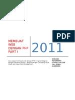Membuat Web Dengan Php