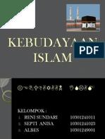 PAI Kebudayaan Islam - Diskusi Mahasiswa