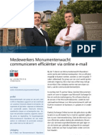 Monumentenwacht - for Microsoft [NL]