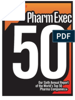 Pharmaceutical Executive-Top 50 Companies of 2004
