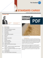 Carriage of Seedcake - Standard P+I