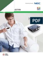 NEC - LED Mobile Projection L50W