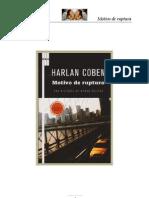 Coben, Harlan - Myron Bolitar 01- Motivo de Ruptura