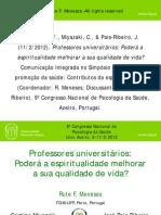Professores Universitarios