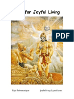 Gita for Joyful Living- Part II