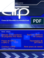 Boletim digital CIRP - Janeiro 2012