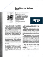 Comp Let Ions and Workover Fluids PO Chapter 8
