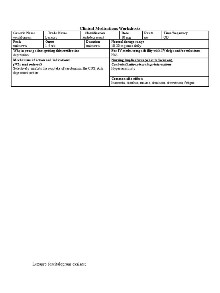 20mg lexapro dose.doc - 20mg Lexapro Dose.doc 6