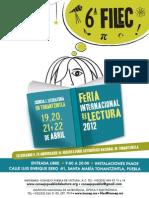 Feria Internacional de Lectura FILEC 2012