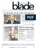 washingtonblade.com - volume 43 issue 6 - february 10, 2012