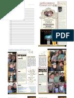 Gathering Bulletin November 23, 2008