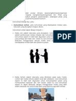 Komunikasi Bisnis ( Kombis ) - Pengertian Komunikasi