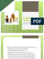 EL ENVASE FARMACÉUTICO