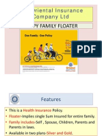 Happy Family Floater