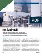 CFE - Los Azufres 2 Development Report