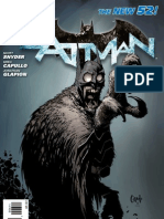 Batman Issue 6 Exclusive Preview