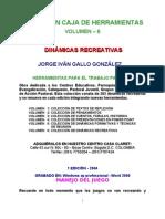 Caja de Herramienta - Dinamicas Recreativas