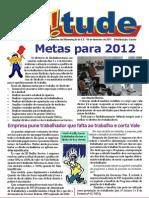Jornal ATITUDE 10 FEVEREIRO - Trabalhadores Nestlé/Garoto