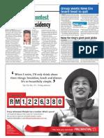 TheSun 2008-11-18 Page07 Teagarajan to Contest MIC Deputy Presidency