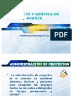 Expo Proyectos y Grafica Avance