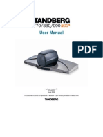 TANDBERGMXPUserManual