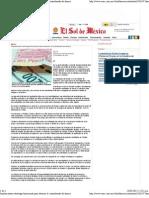 13-02-12 Implementan estrategia binacional para detener el contrabando de dinero
