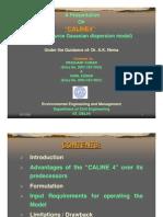 CALINE4-PRSENTATION