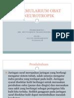 FORMULARIUM OBAT NEUROTROPIK