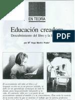 EDUCACION CREADORA