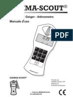 Gamma_Scout - Manuale (a)