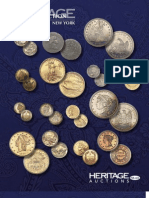 Heritage Auctions - U.S. Coins Auction 1168 - New York, NY
