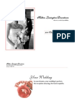 Wedding Packages 2011