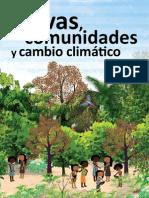 Cartilla Selvas Comunidades y Cambio Climatico