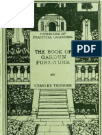 The Book of Garden Furniture