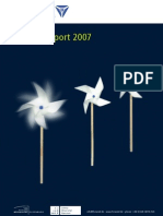 Forwind Annual Report 2007