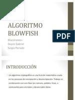 ALGORITMO BLOWFISH