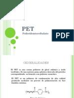 Polietilentereftalato (PET)