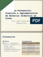 Material Didáctico en Línea
