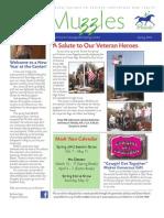 REACH News Spring 2012