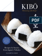 Excerpt and Recipes From Kibo by Elizabeth Andoh