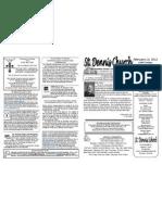 Feb 12 Bulletin