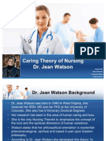 Caring Theory of Nursing