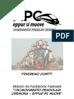 """[2011-12] Volantino """"(in)Movimento Pendolari Cremona - EPPUR SI MUOVE"""""""