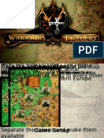 Warriors&Traders Game Starter